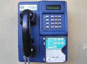 ESBC solutions - Public Payphone for Telecom Energy